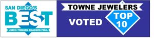 towne jewelers voted top 10